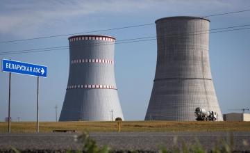 Белорусская АЭС фото